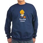 Camping Chick Sweatshirt (dark)