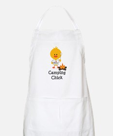 Camping Chick Apron