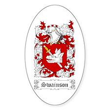 Swainson Decal