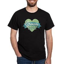 Heart Groom 2011 T-Shirt