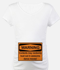 Warning - belly Shirt