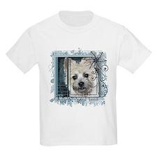 Look in Eyes Cairn Terrier T-Shirt