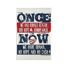 Cute No obama Rectangle Magnet