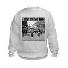 Plunge at the Pike Sweatshirt