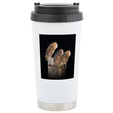Watching for Molly Stainless Steel Travel Mug