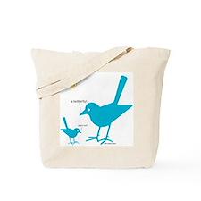 Twitterfly Tote Bag