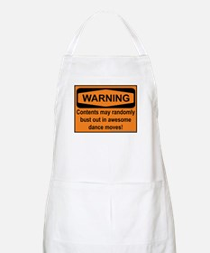 Warning Apron