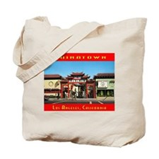 Chinatown L.A. Tote Bag