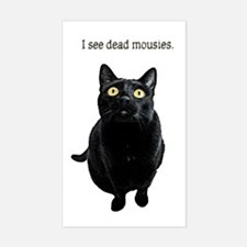 I See Dead Mousies Decal