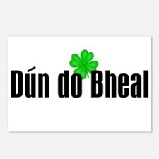 Dun do Bheal Postcards (Package of 8)