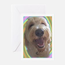 Dreamy Dog Greeting Cards (Pk of 10)