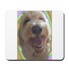 Dreamy Dog Mousepad