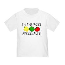 I'm the Boss Applesauce T