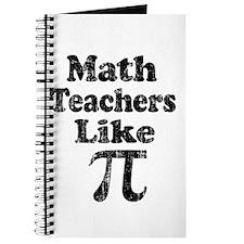 Vintage Math Teachers like Pi Journal