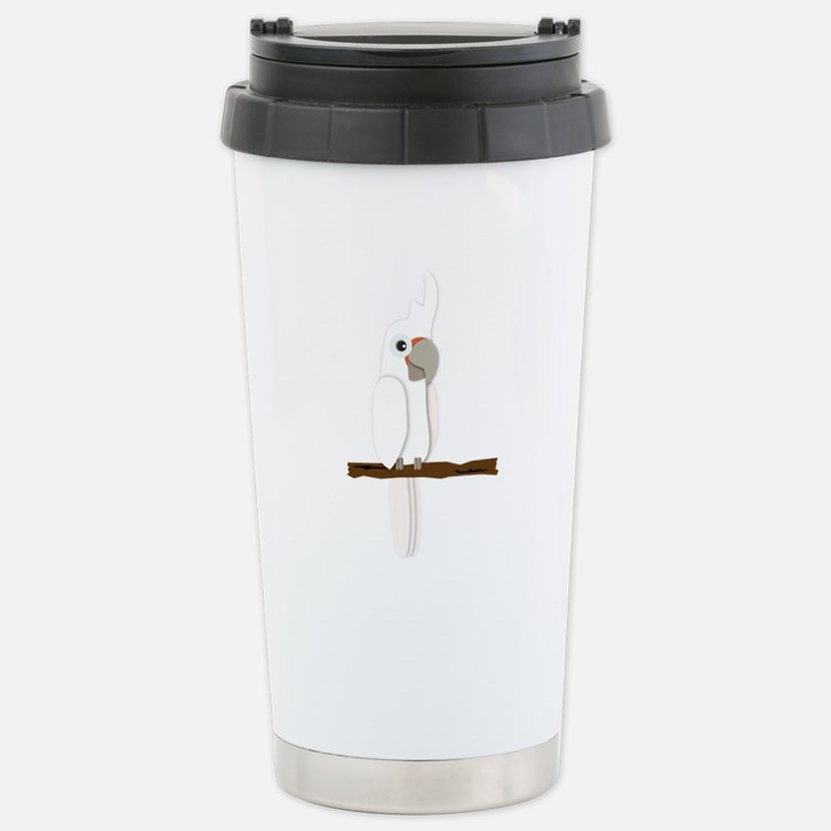 Goffin's Cockatoo Thermos Mug