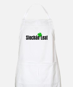 Peace (in Irish) BBQ Apron