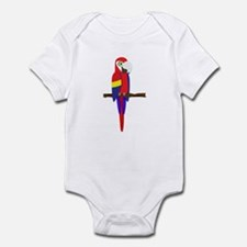 Green Wing Macaw Infant Bodysuit