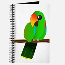 Eclectus Male Journal