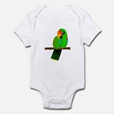Eclectus Male Infant Bodysuit