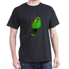 Eclectus Male T-Shirt