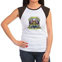 Before the Dark Women's Cap Sleeve T-Shirt