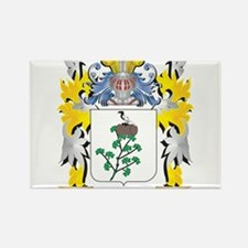 Ronan Family Crest - Coat of Arms Magnets