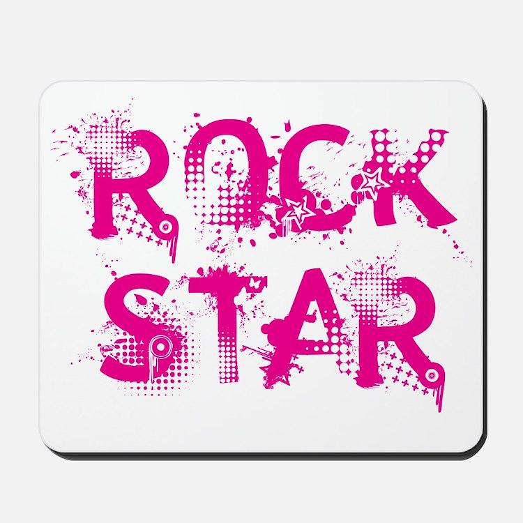 Rock Star Mousepad