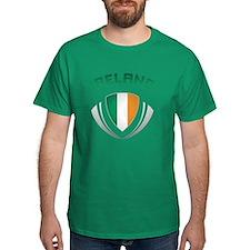Soccer Crest IRELAND T-Shirt