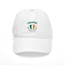 Soccer Crest IRELAND Baseball Cap