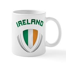 Soccer Crest IRELAND Mug