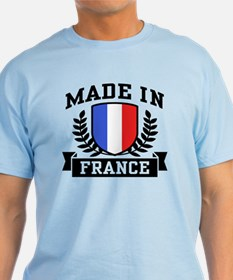 made in france t shirts shirts tees custom made in. Black Bedroom Furniture Sets. Home Design Ideas