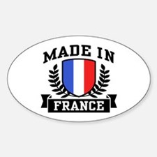 Made In France Decal