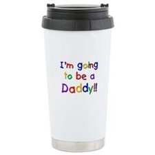 I'm Going to be a Daddy Travel Mug