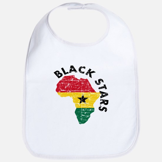Ghana Black stars Bib
