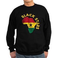 Ghana Black stars Sweatshirt