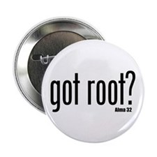 "got root? 2.25"" Button (100 pack)"