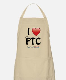 I Love The FTC Apron