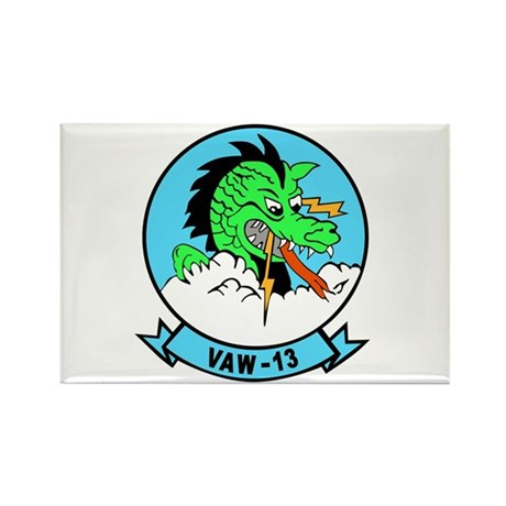 VAW-13 Rectangle Magnet (100 pack)