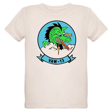VAW-13 Organic Kids T-Shirt