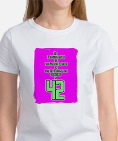 Ultimate Answer-42 Tee