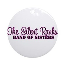Band of Sisters Ornament (Round)