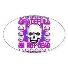 GREATFUL NOT DEAD Decal