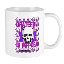 GREATFUL NOT DEAD Small Mug