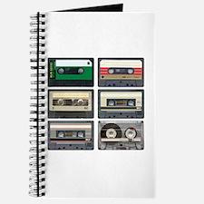 Cassette Tapes Journal