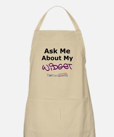 Ask Me About My Widget Apron