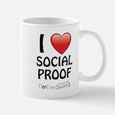 I Love Social Proof Mug