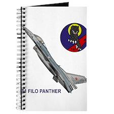 181 FILO F-16 Fighting Falcon Journal