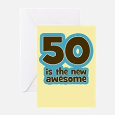 50 New Awesome Greeting Card