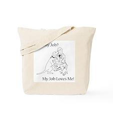Veterinary Design (Female) Tote Bag