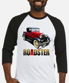 The Red A Roadster Baseball Jersey